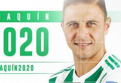 Joaquin, 2020ye kadar Real Betiste