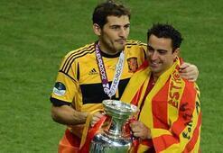 Xavi ve Casillasa büyük onur