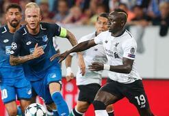 Hoffenheim - Liverpool: 1-2