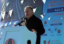 Bakan Arslan Çanakkale 1915 Köprüsü 2023 yılında açılacak