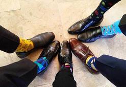 Statement çorap modası