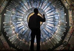 İlk kez gözlemlendi CERNde yeni bir keşif