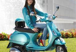 Vespa'nın Yeni LX 150 Modeli Türkiye'de