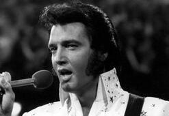 Elvis Presleyin albümü geçen yıl 1 milyon sattı