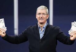 Apple CEOsu Tim Cook 2017de 12.8 milyon dolar kazandı