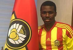 Evkur Yeni Malatyasporda transfer