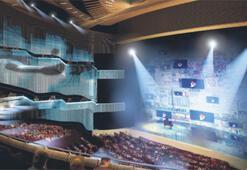 Konser salonlarımızda görüntü var ses yok