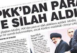 PYD SADECE PKK'DAN MI YARDIM ALIYOR