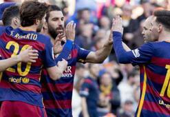 Barcelona şampiyon oldu