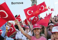 Ata'nın İzmir'i gördüğü yerdeydiler