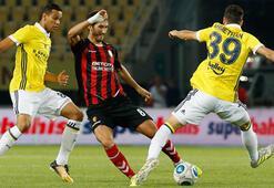 Vardar Skopje - Fenerbahçe: 2-0 (İşte maçın özeti)