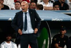 Zidane Realde kendini aştı