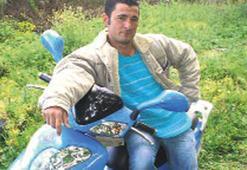Kasksız sürücü hayatını kaybetti