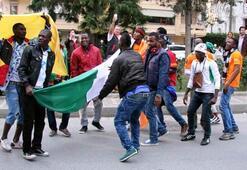 Afrikalılardan G.Saraya destek