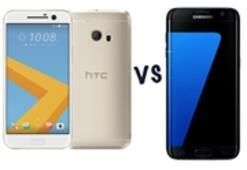HTC 10 ve Galaxy S7 Çarpışma Testi