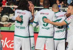 Giresunspor-Medipol Başakşehir: 3-1
