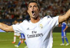 Ronaldoya şarkılı destek
