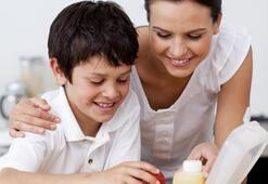 Çocuğunuzun beslenme çantasındaki besinler onun geleceğini etkiliyor