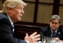 Beyaz Saray resmen açıkladı Bannonın görevine son verildi