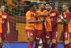Galatasarayın Osmanlıspor maçı kadrosu belli oldu