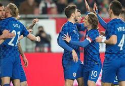 Hırvatistan Milli Takımının EURO216 kadrosu belli oldu