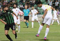 Denizlispor - İstanbulspor: 0-1