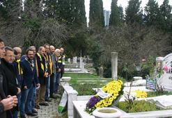 Şükrü Saracoğlu mezarı başında anıldı