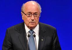 Blatter pişman değil