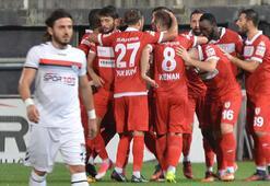 Manisaspor - Samsunspor: 0-1
