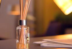 Evde çubuklu oda parfümü nasıl yapılır
