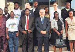 Gana, İzmirli ortak arıyor
