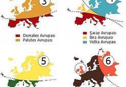 Avrupa'nın değişik halleri ile bayram tebessümü