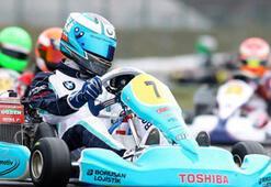 Kaan Önder Son Karting Yarışı İçin Fransa'da