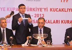 Türkiye Kupası kuraları çekildi