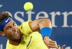 Nadal, Cincinnatide Kyrgiosa takıldı