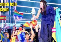 Eurovision birincisinden Türkiye açıklaması