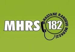 MHRS hastane randevusu online olarak nasıl alınıyor