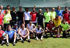 Antalyasporda Gaziantepspor maçı hazırlıkları