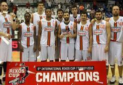 Rixos Cup 5te şampiyon Banvit