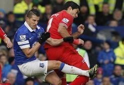 Everton-Liverpool: 3-3