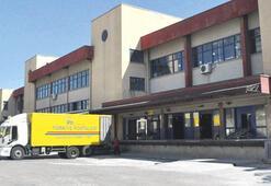 Posta merkezi adliye oluyor