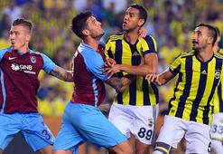 Fenerbahçe - Trabzonspor: 2-2 (İşte maçın özeti)