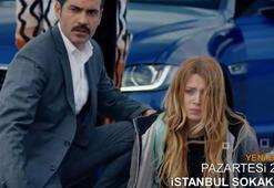 İstanbul Sokakları 6. bölüm fragmanında Nazlıya büyük şok