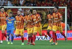 Kayserispor - Göztepe: 1-0