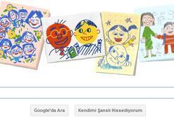 Googledan Türkiyeye Özel Doodle
