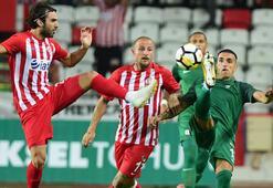 Antalyaspor - Akhisar Belediyespor: 2-2