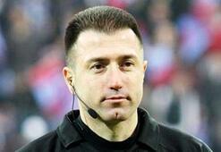 Tartışılan hakeme UEFAdan görev
