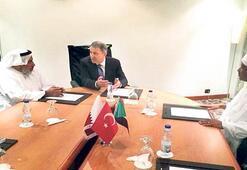 Türkiye-Sudan-Katar  üçlü askeri zirvesi