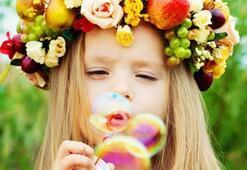 Yaz, çocuklar için hastalık mevsimi olmasın