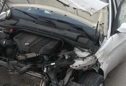 Erkan Sözeri trafik kazasında yaralandı